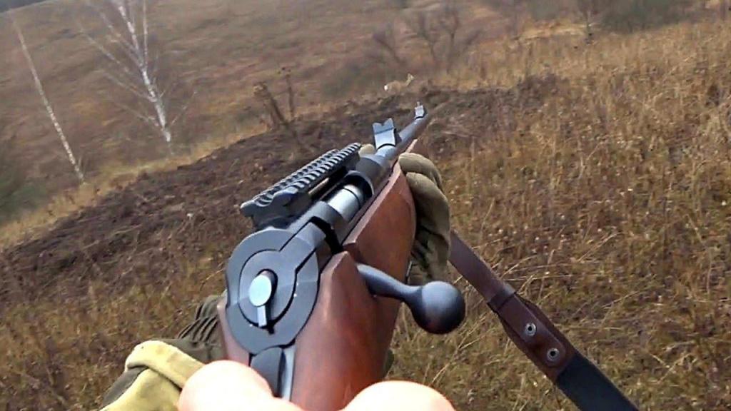 оружие для охоты на оленя