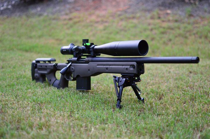 нарезное оружие для охоты на оленя